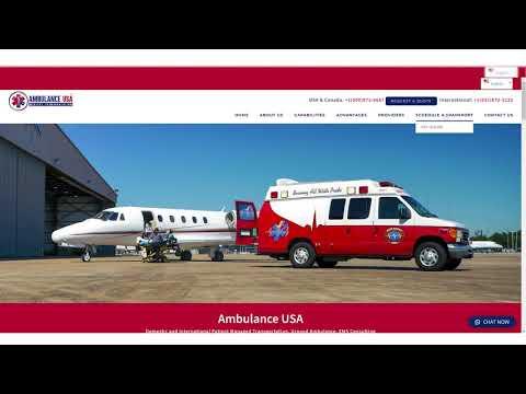 Ambulance USA - Service Process [English]