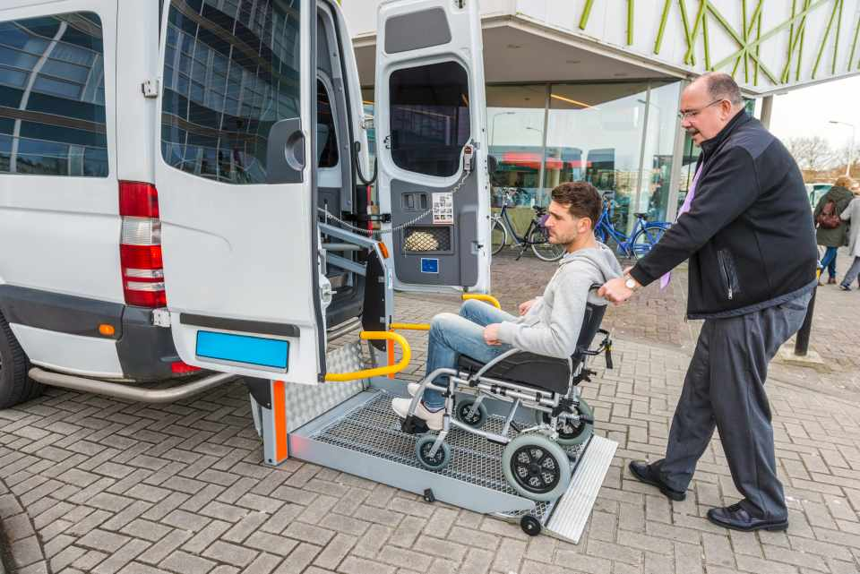 Capabilities - Wheelchair Van Trsnsport - Air Ambulance | Global Medical Response | International Emergency Medical Services| Non-Emergency Ambulance Transportation | EMS Transportation