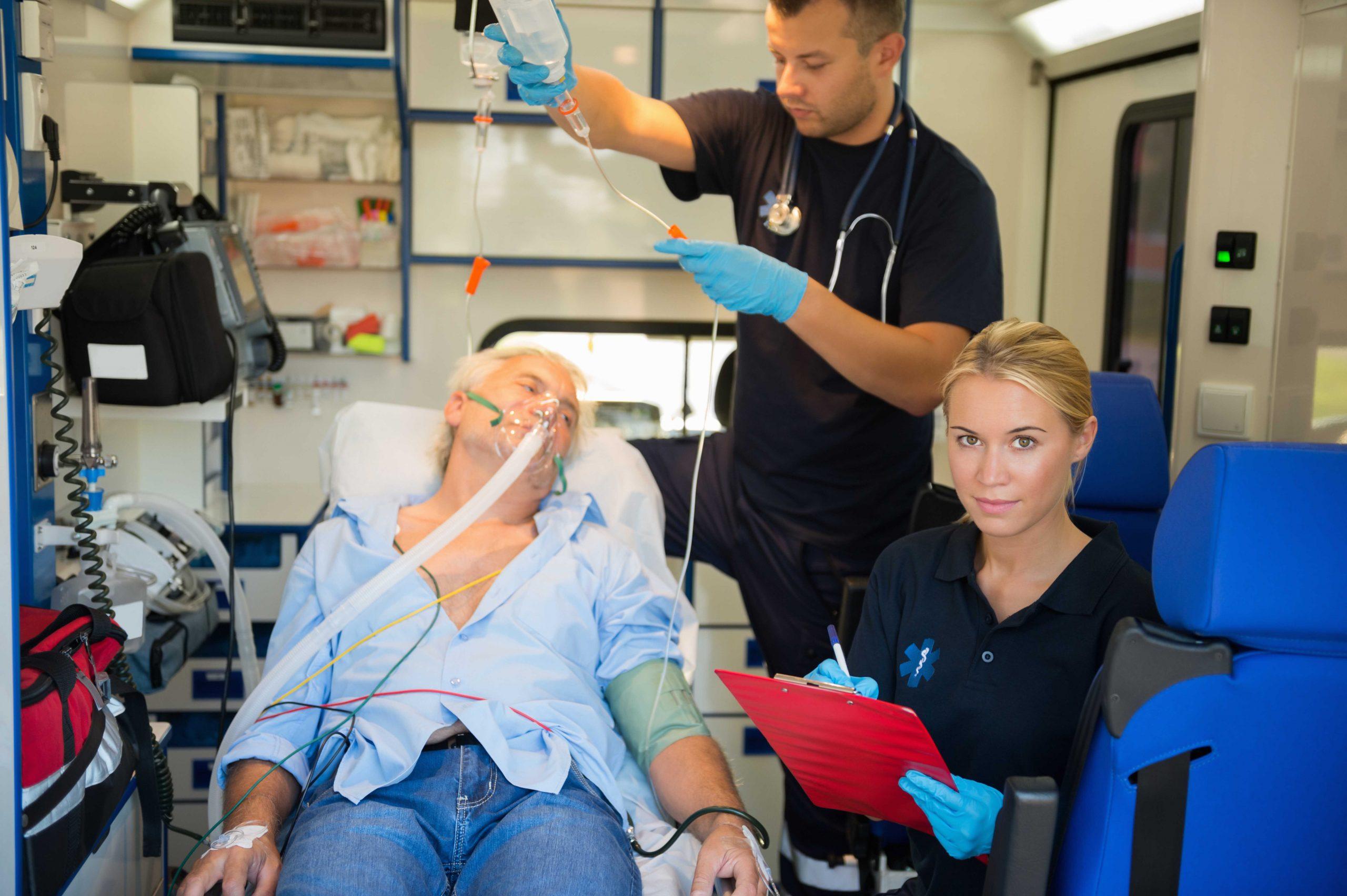 Ambulance USA ALS Patient Equipment 2 scaled