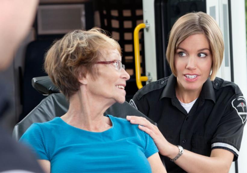 Ambulance USA Integrity