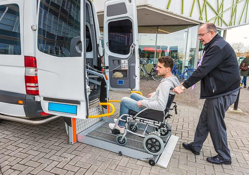 Ambulance USA Wheelchair Van Transportation Capabilities